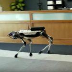 今度の四足歩行ロボットはバナナの皮で転んでも立ち上がる!ボストンダイナミクス社のSpotMiniは家事もこなすよ。