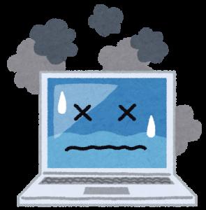 computer_laptop_broken パソコン トラブル 故障