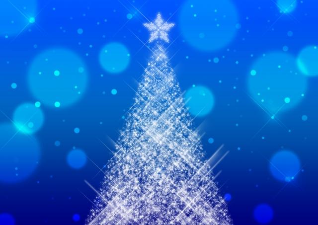 イルミネーション クリスマスツリー