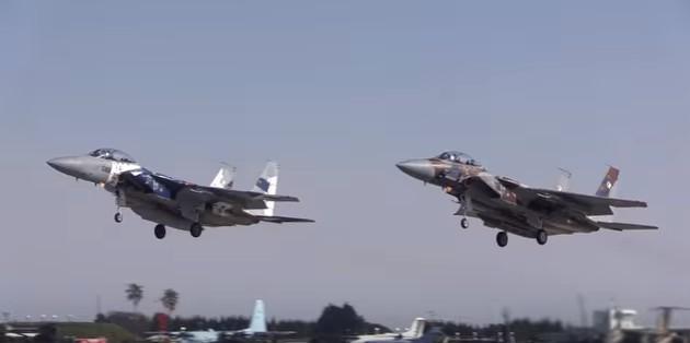 F-15 新田原 教導隊