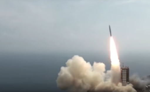 イプシロンロケット 打ち上げ