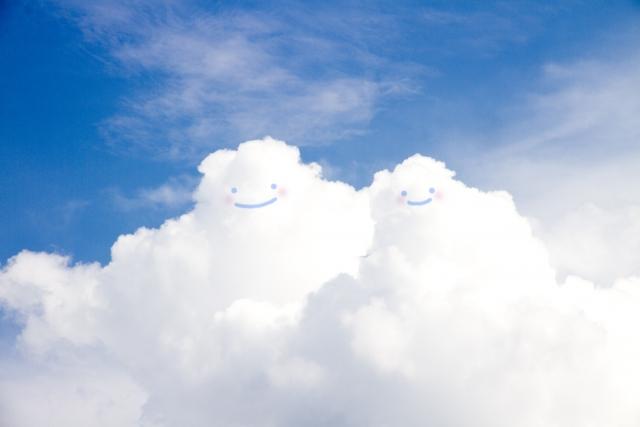 8012cd26b92a31b3273a9073533ca5f6_s 夏空 雲