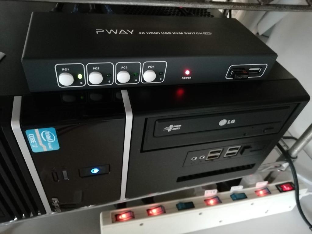 PC切替器 4ポート Great-HTek